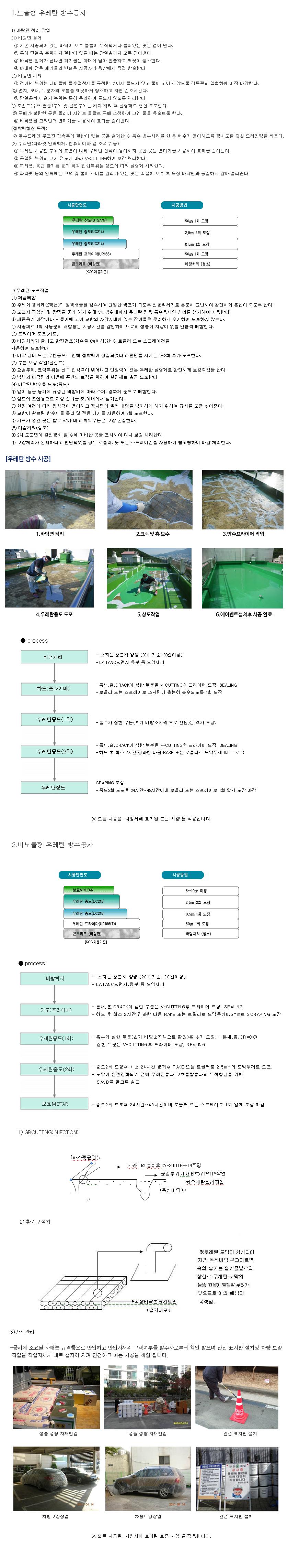 미장방수조적공사(노출형우레탄)_new